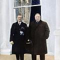 Wilson & Taft: White House by Granger
