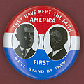 Wilson Campaign Button by Granger