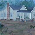 Wilson Homestead by Ben Kiger