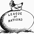 Wilson: League Of Nations by Granger