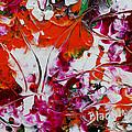 Wilted Flowers by Donna Blackhall