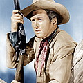 Winchester 73, James Stewart, 1950 by Everett