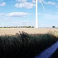 Wind Farm - Skaane by Jan W Faul