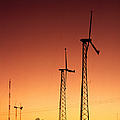 Wind Power For Agriculture by Science Source