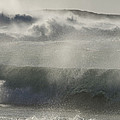 Wind Thrashes The Waves At Camps Bay by Stacy Gold