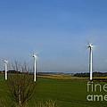 Wind Turbines by Jorgen Norgaard