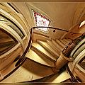 Winding Staircase by Blake Richards