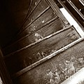 Winding Staircase by Charleen Treasures