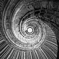 Winding Staircase by Falko Follert