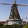 Windmill Danish Style 1 A by John Brueske