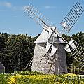 Windmill  by John Greim