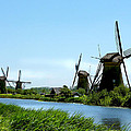 Windmills by Diana Haronis