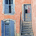 Window And Doors Provence France by Dave Mills