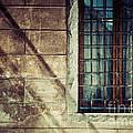 Window And Long Shadows by Silvia Ganora
