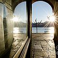 Window And Sun by Mats Silvan
