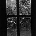 Window At Castle Frankenstein by Simon Marsden