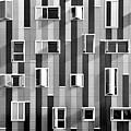 Window Facade by Gabriel Sanz (Glitch)