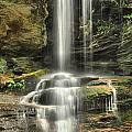Window Falls Cascade by Adam Jewell