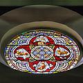 Window In Trinity Church I by Steven Ainsworth