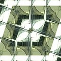 Window Mathematical 2 by Donna Brown