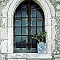 Window Of A Chapel by Joana Kruse