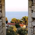 Window Of Sea by Andonis Katanos
