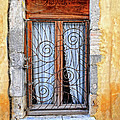 Window Provence France by Dave Mills