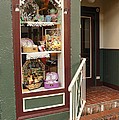 Window Shop Detail by Mick Anderson