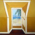 Window To The Sea No. 3 by Rebecca Korpita