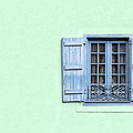 Window With Copy Space by Jane Rix