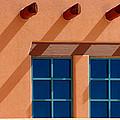Windows Blue by Vicki Pelham