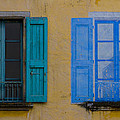 Windows by Debra and Dave Vanderlaan