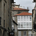 Windows Of Galicia by Arlene Carmel