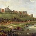 Windsor Castle by Hendrick Danckerts