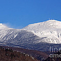Windy Day At Mt Washington by Lloyd Alexander
