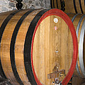 Wine Aging by Sally Weigand