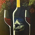 Wine And A Little More by Julie Cranfill