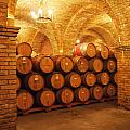 Wine Barrels by George Ramondo