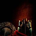 Wine Break by Lourry Legarde
