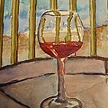 Wine By The Water by Elaine Duras