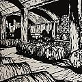 Wine Cellar by William Cauthern