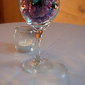 Wine Glass by Caroline Stella