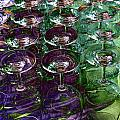 Wine Goblets by Will Borden