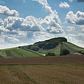 Wine Hills Of Germany by Ian Middleton