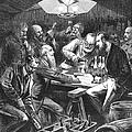 Wine Tasting, 1876 by Granger