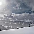 Winter Adventure by Leland D Howard