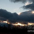 Winter Afternoon Clouds by Gary Chapple