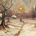 Winter by Andonis Katanos