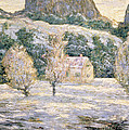 Winter by Ernest Lawson