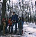 Winter Explorers by Sarah Yuster